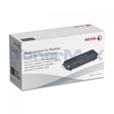 XEROX BROTHER HL-5240 TONER KIT BLACK 7K TN-580